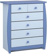 Kidspace Orlando 4 + 2 Chest of Drawers