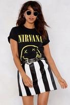 Nasty Gal nastygal Nirvana Tee