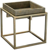 Jamie Young Shelby Tray Table - Gray