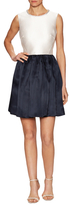 Kate Spade Embellished Organza Fit And Flare Dress