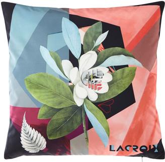 Christian Lacroix Cubic Orchid Multicolor Pillow