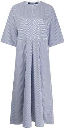 Sofie D'hoore Delice striped cotton shirt