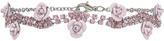 Monsoon Wavy Rose Diamante Choker Necklace