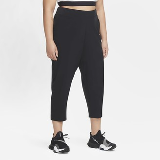 Nike Women's 7/8 Training Pants (Plus Size Bliss Victory