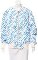 Alexander Wang x Adidas Reversible Bomber Jacket w/ Tags
