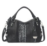 Jessica Simpson Ryanne Patchwork Small Tote