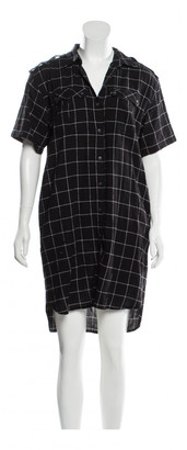 Current/Elliott Current Elliott Black Cotton Dresses