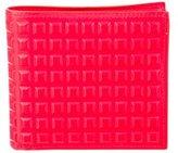 Balenciaga Studded Leather Wallet