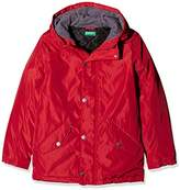 Benetton Boy's 2BBY538M0 Jacket,(Manufacturer Size:Large)