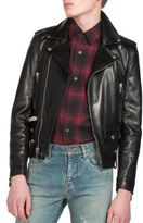 Saint Laurent Classic Leather Jacket