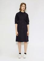 Mhl By Margaret Howell Duster Dress