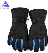 Vector Unisex Adult Winter Snow Sports Windproof Waterproof Thermal Motorcycle Bike Cycling Snow Snowboard Skate Ski Gloves
