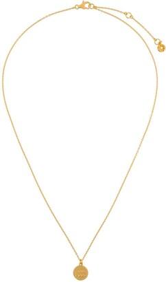 Astley Clarke Zodiac Aquarius pendant necklace