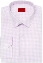 Alfani Men's Slim-Fit Stretch Purple Bubble Dress Shirt, Only at Macy's