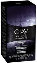 Olay Age Defying Classic Eye Gel, 0.5 Ounce (Pack of 2)