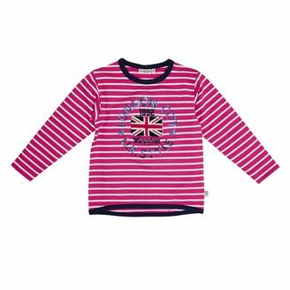 Salt&Pepper Salt and Pepper Girls' Sweat Cool Stripes London Sweatshirt