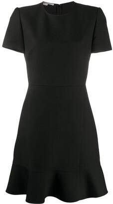 Stella McCartney Ruffled Hem Short Dress
