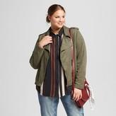 Women's Plus Size Moto Jacket - Who What Wear