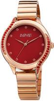 August Steiner Women's Stainless Steel Watch
