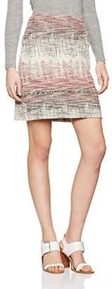 Great Plains Women's Romany Scribble Mini Skirt