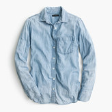 J.Crew Always chambray shirt