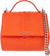 Givenchy Pandora python-leather box bag