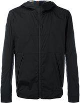 Fendi zip-up hooded jacket - men - Polyamide/Spandex/Elastane - 46