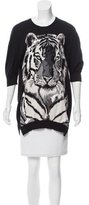 Stella McCartney Intarsia Knit Tunic