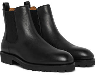 HUGO BOSS Eden Leather Chelsea Boots