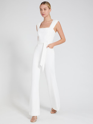 Alice + Olivia Gorgeous Pleated Jumpsuit