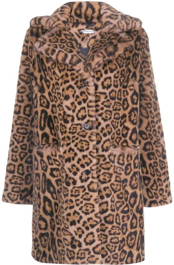 43ac69e379db2 Leopard Fur Coat - ShopStyle