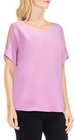 Vince Camuto Women's Shoulder Cutout Top