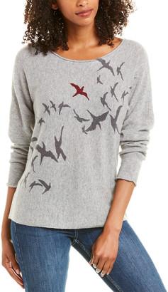 Raffi Dolman Cashmere Sweater