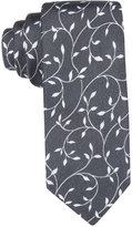 Ryan Seacrest Distinction Men's Pasadena Vine Slim Tie, Only at Macy's