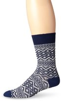 Pact Men's Patchwork Crew Sock