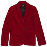 Isabel Marant Red Cotton Jacket