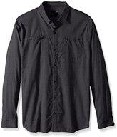Tavik Men's Shin Long Sleeve Shirt