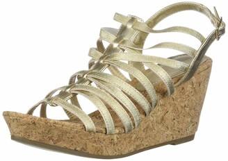 Rampage Women's Josie Wedge Sandal