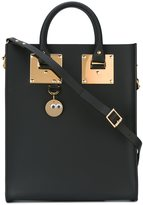 Sophie Hulme mini 'Albion' tote - women - Calf Leather - One Size