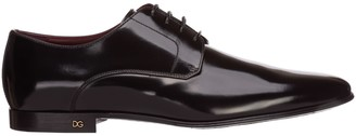 Dolce & Gabbana Positano Lace-up Shoes