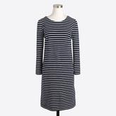 J.Crew Factory Striped maritime dress
