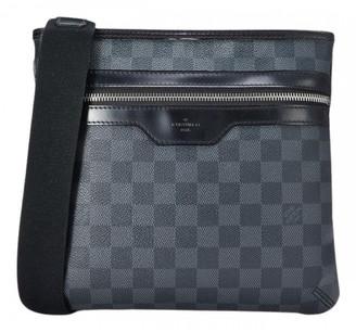 Louis Vuitton Bosphore Grey Cloth Bags