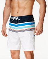 """Speedo Men's Nautical Board Shorts, 8"""""""