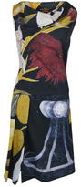 Vivienne Westwood Floral Twisted Dress