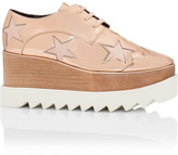 Stella McCartney Elise Platform Lace Up With Stars