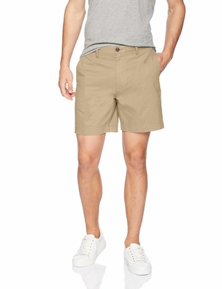 "Amazon Essentials Classic-Fit 7"" Print Short Casual"