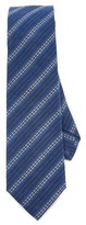 Thomas Mason Broken Stripe Tie