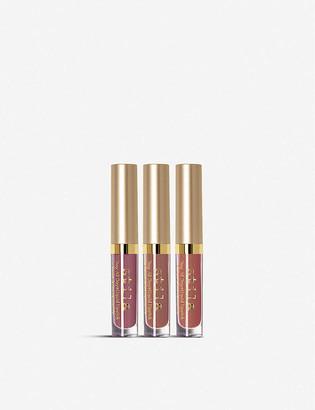 Stila Stay All Day Liquid Lipstick Set 3x1.5ml