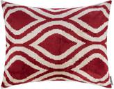 Les Ottomans - Velvet Cushion - 40x50cm - Pink Pattern