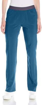 Cherokee Women's Infinity Low Rise Slim Pull-on Pant